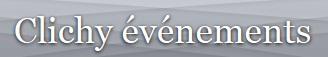 logo du blog clichy évènements