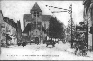 Eglise Saint Sauveur Saint Médard - Place Saint Vincent de Paul  © Communes.com