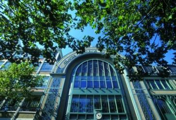 Façade Entrepôts du Printemps © Ville de Clichy