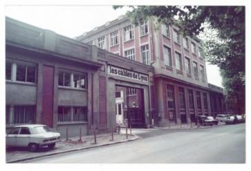 Ancienne usine Les Câbles de Lyon