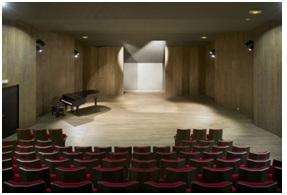 Conservatoire - auditorium © Ville de Clichy