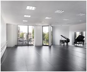 Salle de danse - 3-01 © Ville de Clichy