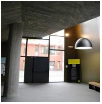 Conservatoire - accueil © Ville de Clichy