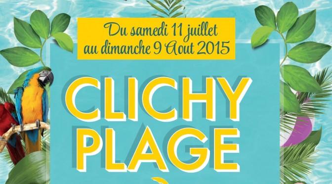 CLICHY PLAGE 2015