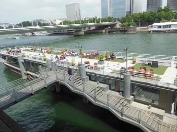 Sortie tourisme fluvial © Office de Tourisme de Clichy-la-Garenne