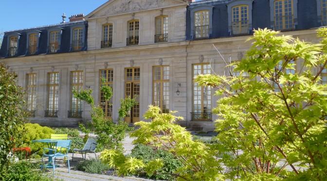 Façade arrière du Pavillon Vendôme