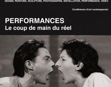 """Conférence du 22 avril au Pavillon Vendôme par l'association """"Connaissance de l'art contemporain"""""""