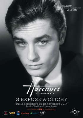 Exposition 'Harcourt s'expose à Clichy' du 15 septembre au 18 novembre © Studio Harcourt Paris