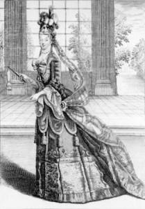 Francoise Moreau de l'Opéra