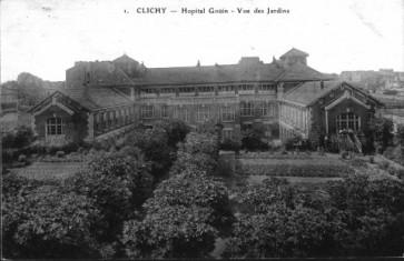 Hôpital Goüin - vue des jardins © http://perso.ovh.net/~cpaclich/