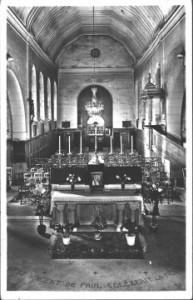 La nef de l'Eglise Saint Médard © http://perso.ovh.net/~cpaclich/