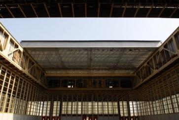Maison du Peuple avec son toit ouvrant © Ville de Clichy