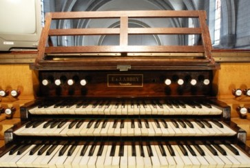 Buffet d'orgue © Ville de Clichy