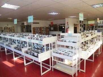 Médiathèque © Office de Tourisme de Clichy-la-Garenne