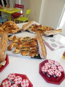 Petit-déjeuner découverte au Pavillon Vendôme