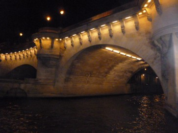 Promenade sur la Seine by night © Office de Tourisme de Clichy-la-Garenne