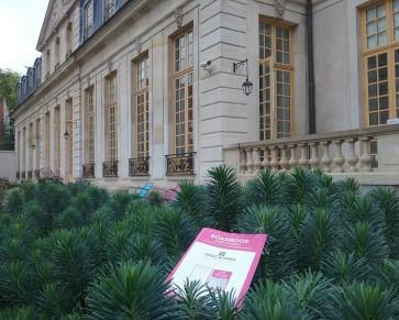 Géocaching au Pavillon Vendôme © Office de Tourisme de Clichy-la-Garenne