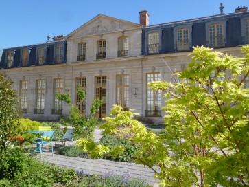 Façade arrière du Pavillon Vendôme © CRT-Ile-de-France