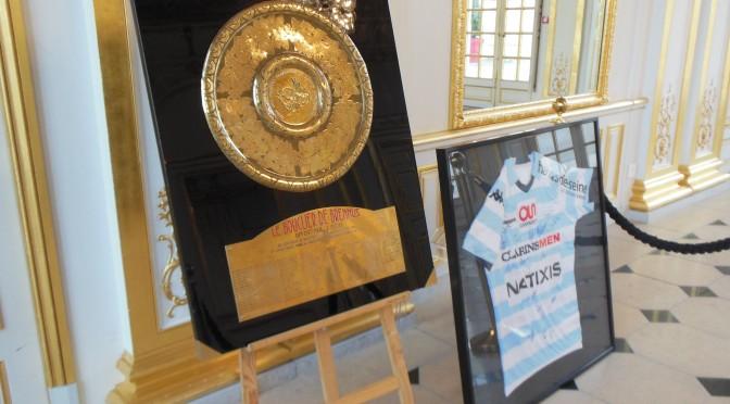 Bouclier de Brennus ©Office de Tourisme de Clichy-la-Garenne