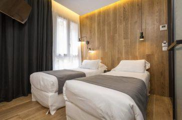 Chambre_Twin © Atypik hôtel
