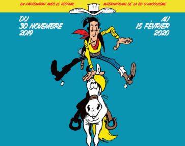 """Exposition au Pavillon Vendôme """"l'art de Morris"""" du 30 novembre 2019  au 15 février 2020"""